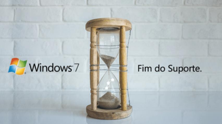 O suporte para o Windows 7 terminou e agora?